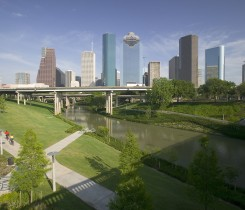 Houston Buffalo Bayou