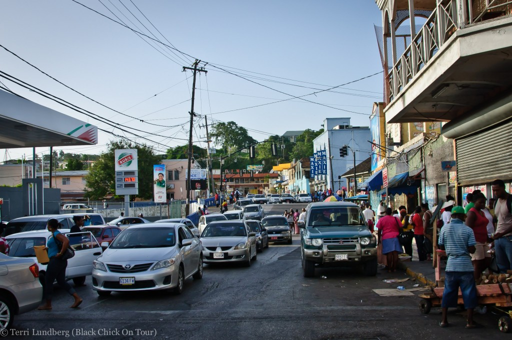 Streets of Montego Bay