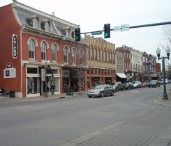 4th Ave Main Street Historic Franklin Tennessee