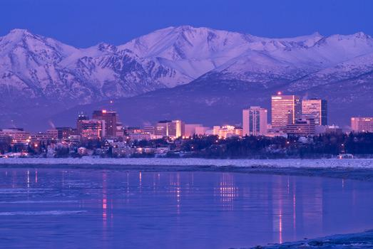 Anchorage-City-Skyline-Jody-Overstreet Courtesy of VisitAnchorage