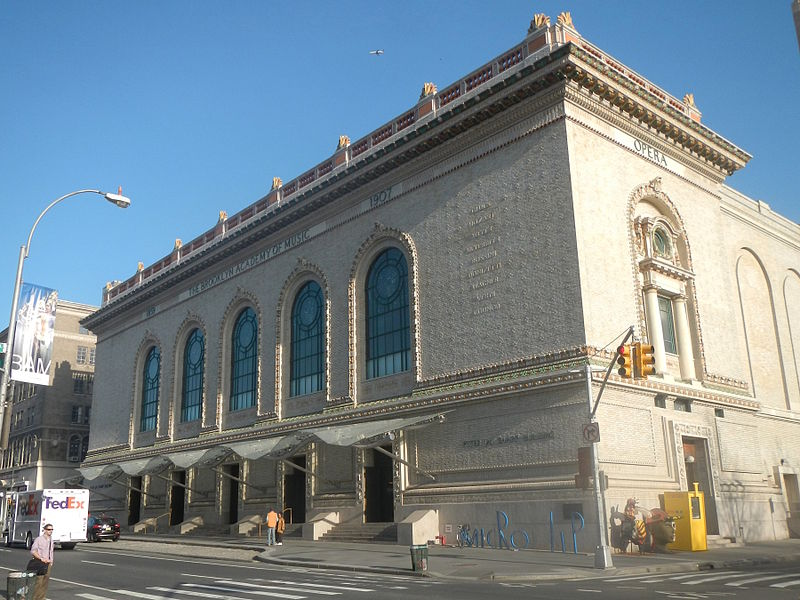Brooklyn Academy of Music Sharp Building Courtesy of Jim Henderson