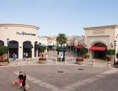 Carlsbad Premium Outlet Courtesy of VisitCarlsbad