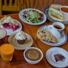 Chaco Canyon Cafe Meal
