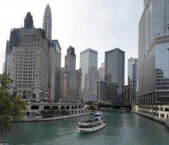 Chicago Architecture River Boat Tour Courtesy of Traveler100