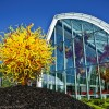 Chihuly-Sun-with-Glasshouse courtesy of Terri Lundberg