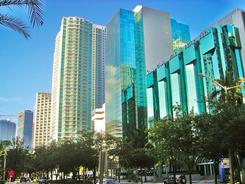 Downtown Miami Courtesy of Comayagua99