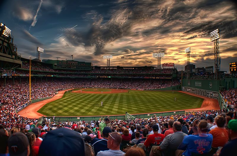 Fenway Park Courtesy of werkunz Flickr