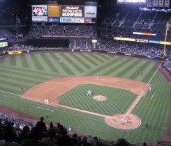 Mariners Game at Safeco Field Courtesy of Mary jo Manzanares