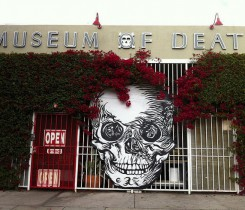 Museum of Death - Courtesy of Flickr-waltarrrr
