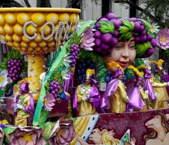 New Orleans - Mardi Gras Courtesy of LOC