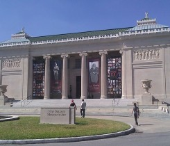 New Orleans Museum Of Art Courtesy of Mutante