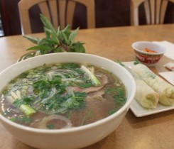 Pho Pasteur Restaurant Courtesy of Pho Pasteur