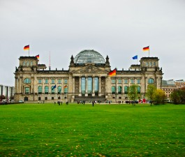 Reichstag Building - courtesy of Terri Lundberg