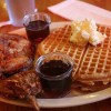 Roscoes Chicken and Waffles Courtesy of RCW