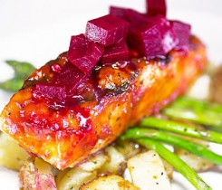 Sbicca Salmon Courtesy of Sbicca