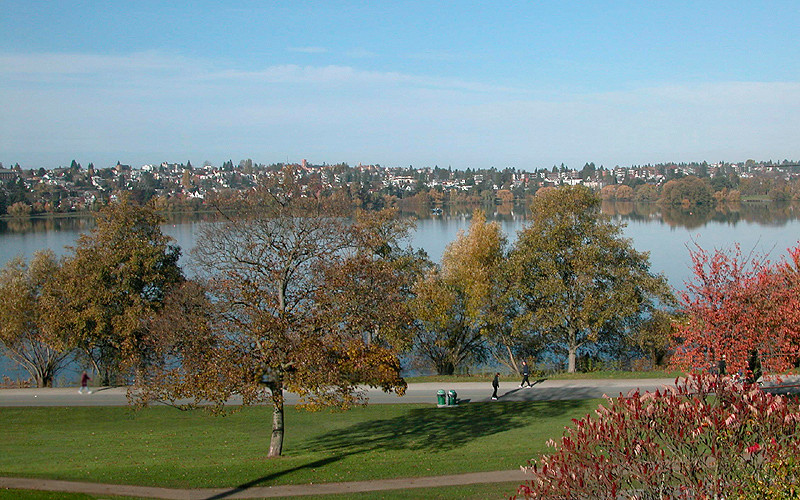Seattle Green Lake 1