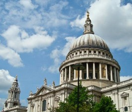St. Pauls Cathedral Courtesy of Terri Lundberg