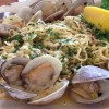 The Fish Market Linguine and Clams Courtesy Raquel Yu