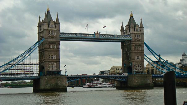 Tower Bridge for Hometown Tourist Courtesy of Terri Lundberg