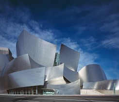 Walt Disney Concert Hall by Carol Highsmith