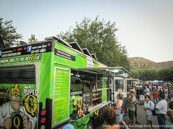 San Diego Food Trucks Festival