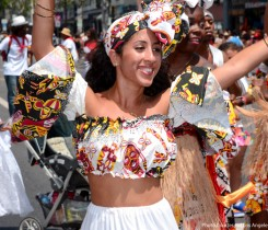 The LA Cultural Festival aka Caribbean Carnival of Hollywood.