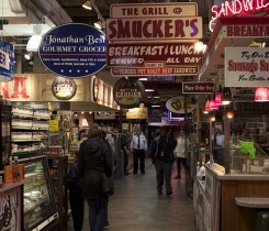 Reading Terminal Market Courtesy of Peetlesnumber1