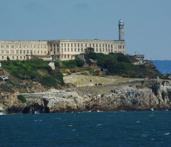 Alcatraz Island Courtesy of Romain Fliedel