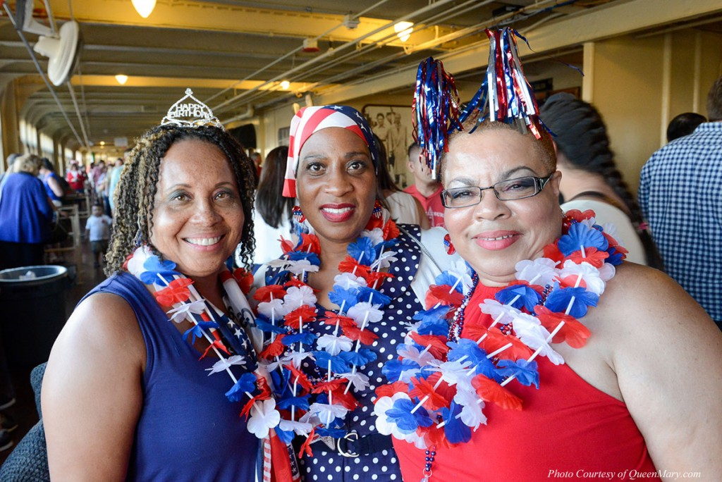 4th of July celebrations on The Queen Mary has something for everyone!