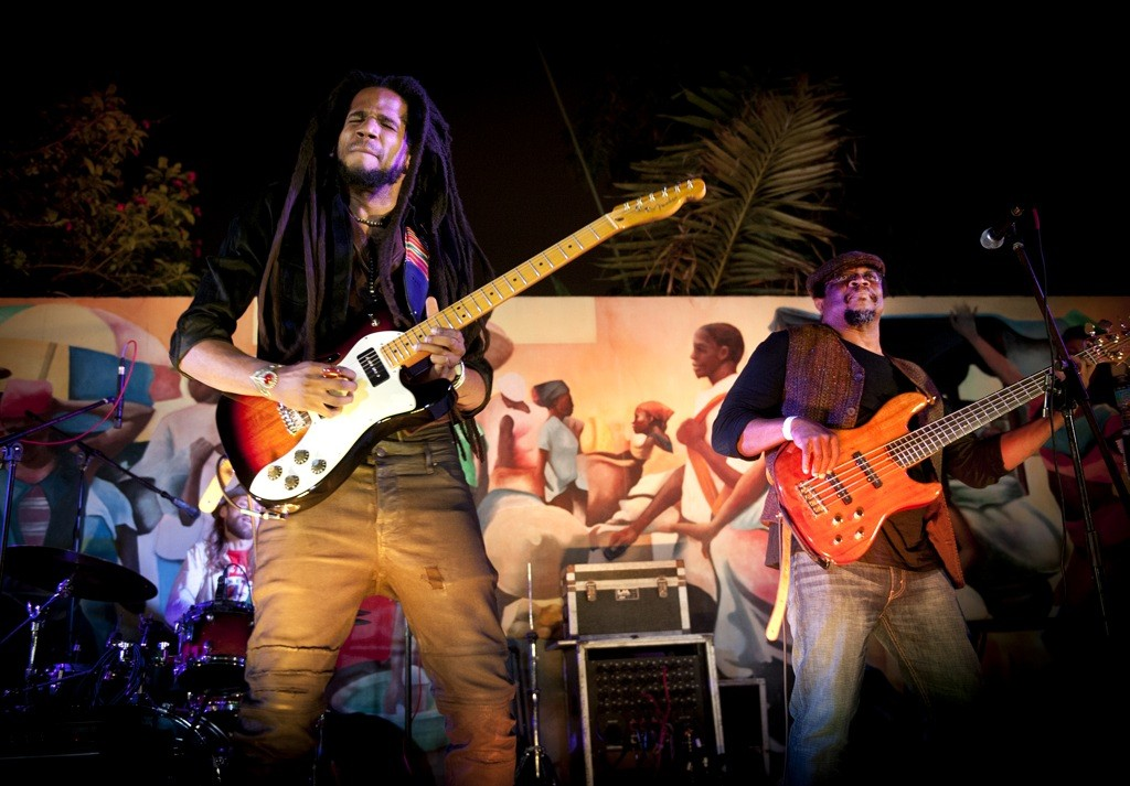 Zing Experience at Big Night in Little Haiti