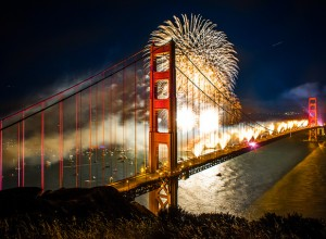 Celebrating Independence Day in San Francisco