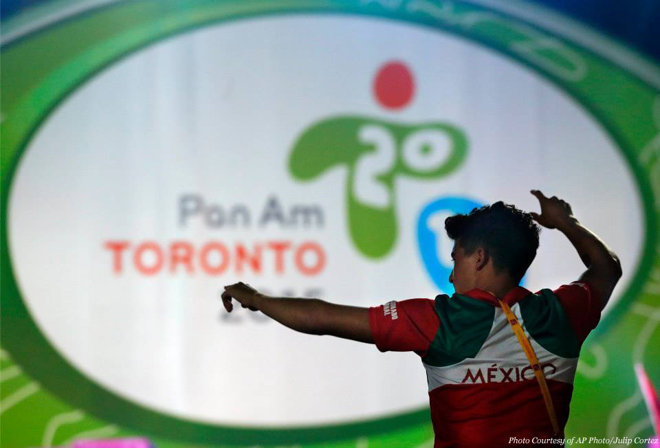 oronto Parapan Pan Am Games Courtesy of AP Photo_Julio Cortez copy