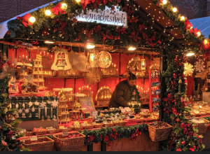 Local Holiday Traditions: Berlin Christmas Markets