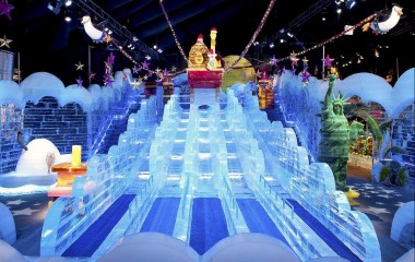 ICE! at The Gaylord Palms