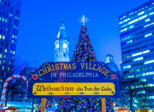 Philadelphia Christmas Village