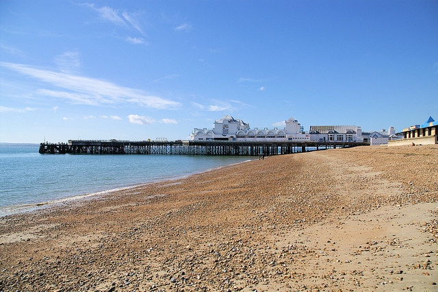 The Pier on Southsea Seafront