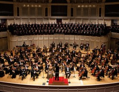 Chicago Symphony Orchestra - Courtesy of CSO