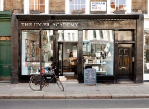 Notting Hill Shop Exterior Courtesy of Kate Morris
