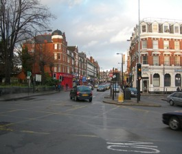 Streatham High Road SW16 Courtesy of Danny Robinson