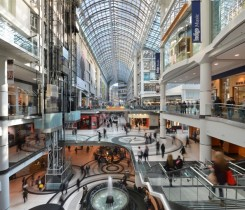 Toronto Eaton Centre - October 2012