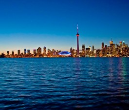 Toronto Skyline Courtesy of Terri Lundberg