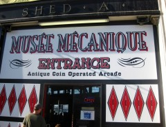 Musee Mechanique Fisherman's Wharf
