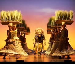 The Lion King Courtesy of Broadway dot com